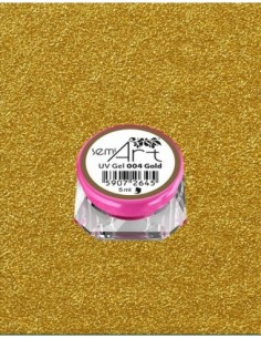 SemiArt UV Gel 004 Gold