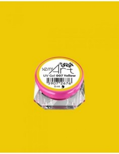 SemiArt UV Gel 007 Yellow
