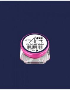 SemiArt UV Gel 011 Violet