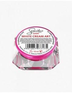 Semilac UV Gel Expert White Cream Art 15ml