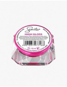 Semilac UV Gel High Gloss 15ml