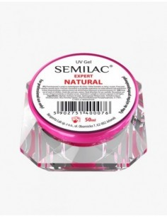 Gel constructor Semilac UV Gel Expert Natural 50 ml