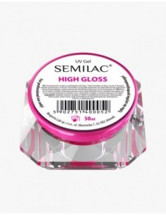Semilac UV Gel High Gloss 50 ml