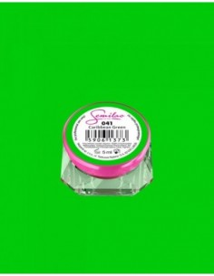 041 UV Gel Color Semilac Caribbean Green 5ml
