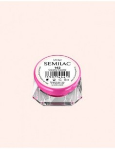 162 UV Gel Color Semilac Creamy Cookie 5ml