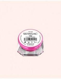162 UV Gel Color Semilac Creamy Cookie 5ml