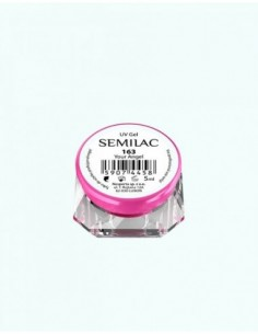 163 UV Gel Color Semilac Your Angel 5ml