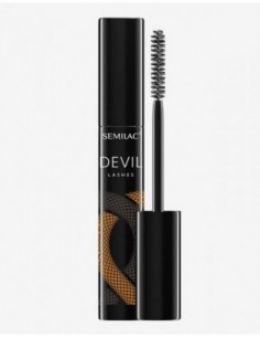 Máscara Semilac Devil Lashes Efecto Volumen