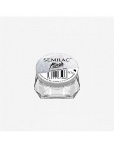 SEMILAC FLASH HOLO SILVER 690