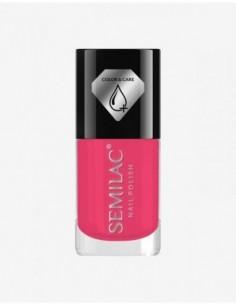 C672 Esmalte clásico con acondicionador Semilac Color&Care