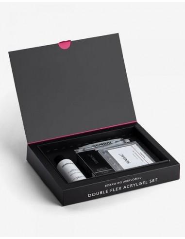 Kit de Semilac Double Flex AcrylGel Clear