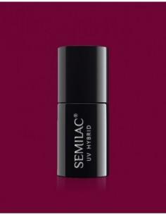 028 Esmalte semipermanente Semilac Classic Wine 7ml