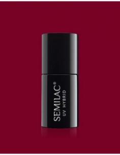 071 Esmalte semipermanente Semilac Deep Red 7ml