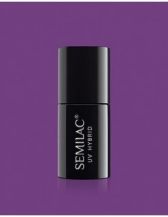 129 Esmalte semipermanente Semilac Violet Bliss 7ml