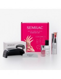 SEMILAC ONE STEP HYBRID Kit de iniciación