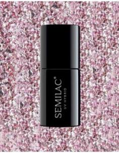 293 Esmalte Semipermanente Semilac Rose Gold Shimmer 7ml