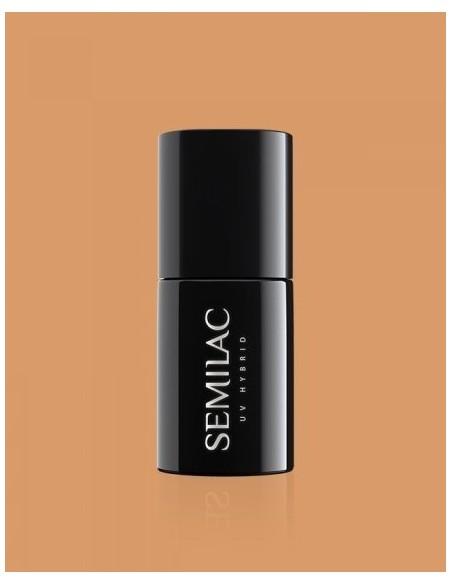 529 Esmalte semipermanente Semilac Legendary Six by Margaret Beige 7ml