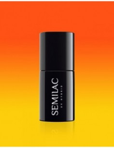 641 Esmalte Semipermanente Semilac Thermal Orange&Yellow 7ml