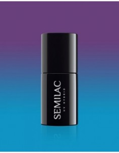 644 Esmalte Semipermanente Semilac Thermal Plum&Blue 7ml