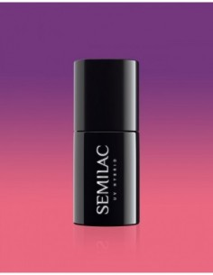 646 Esmalte Semipermanente Semilac Thermal Purple&Pink 7ml