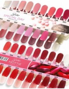 Muestrario Semilac Hottie/Special Day - 36 colores