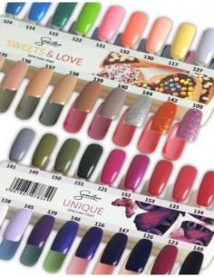 Muestrario Sweets & Love + Unique - 36 colores