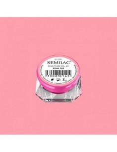 592 Semilac Sculpture Gel 4D Pink 5g